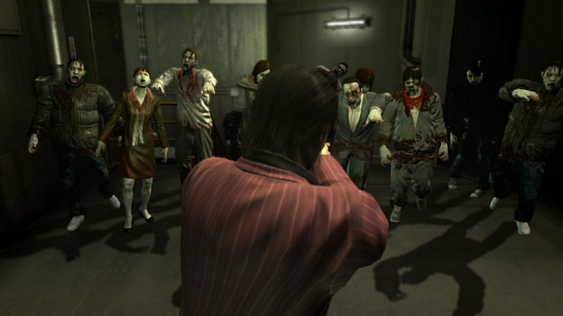 Yakuza: Dead Souls Screenshot