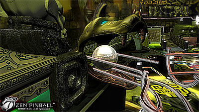 Zen Pinball screenshot