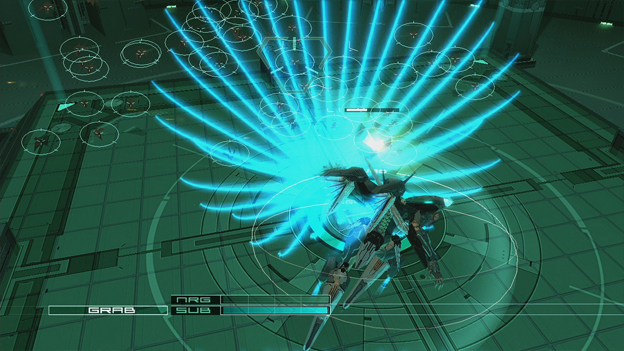 Zone of the Enders HD Collection Screenshot