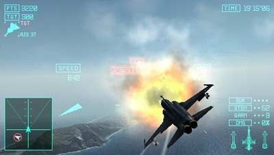 Ace Combat: Joint Assault screenshot