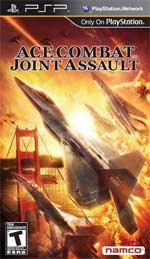 Ace Combat: Joint Assault box art