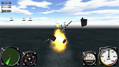 Air Conflicts: Aces of World War II screenshot