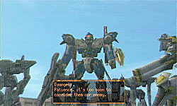 Armored Core: Last Raven Portable screenshot