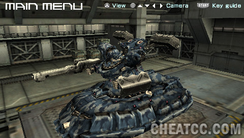 Armored Core Last Raven Portable Review For Playstation