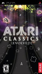 Atari Classics Evolved box art