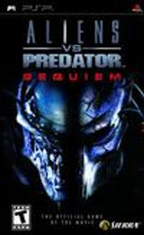 Alien vs Predator Requiem box art