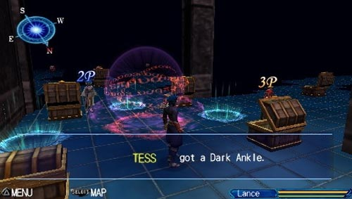 Blade Dancer: Lineage Of Light  screenshot