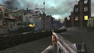 Call of Duty: Roads to Victory screenshot