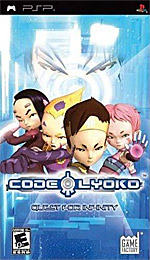 Code Lyoko: Quest for Infinity box art