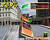 Crazy Taxi: Fare Wars screenshot - click to enlarge