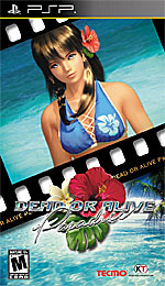 Dead or Alive Paradise box art