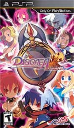 Disgaea: Infinite box art