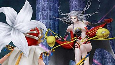 Dissidia: Final Fantasy screenshot