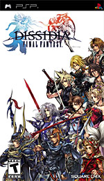 Dissidia: Final Fantasy box art