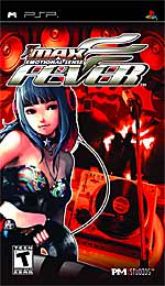 DJ Max Fever box art