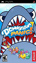 Downstream Panic box art