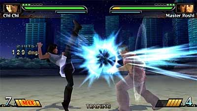 Dragon Ball: Evolution screenshot