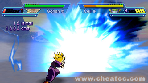 cheat codes for dragon ball z another road psp
