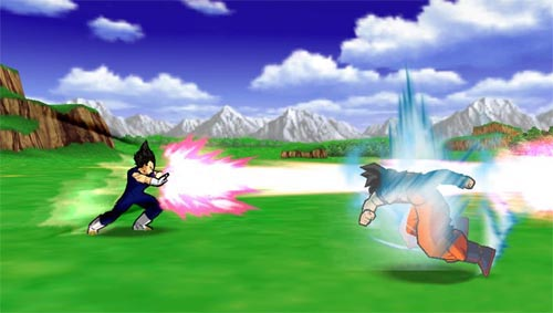 Dragon Ball Z: Shin Budokai Review / Preview for the Sony