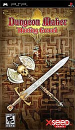 Dungeon Maker: Hunting Ground box art