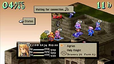 Final Fantasy Tactics: War of the Lions screenshot
