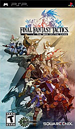 Final Fantasy Tactics: The War of the Lions (Strategy)