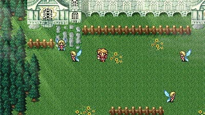 Final Fantasy (Anniversary Edition) screenshot