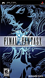 Final Fantasy (Anniversary Edition) box art