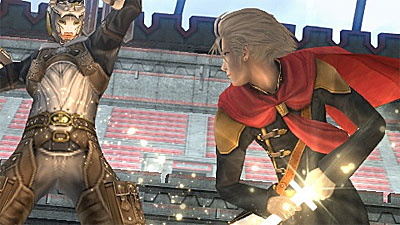 Final Fantasy Agito XIII screenshot