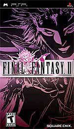 Final Fantasy II (Anniversary Edition) box art