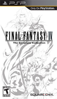 Final Fantasy IV Complete Collection Box Art