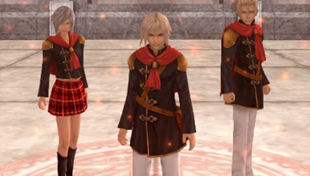Final Fantasy Type-0 Screenshot