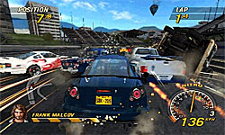FlatOut: Head On screenshot