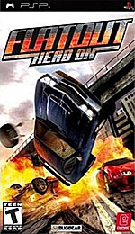 FlatOut: Head On box art