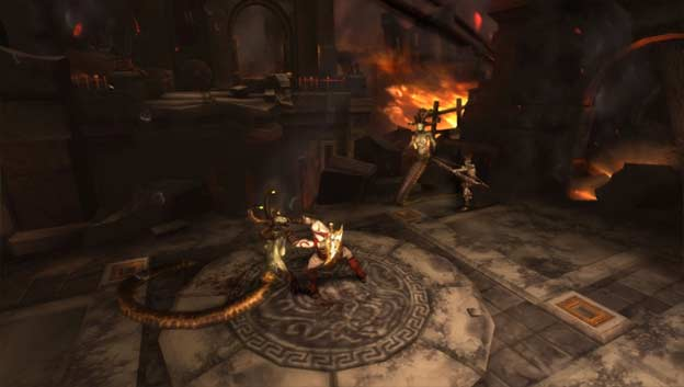God of War: Ghost of Sparta screenshot
