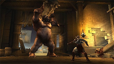 God of War: Chains of Olympus screenshot