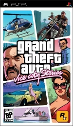 Grand Theft Auto: Vice City Stories box art