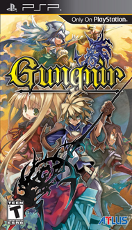 Gungnir Box Art