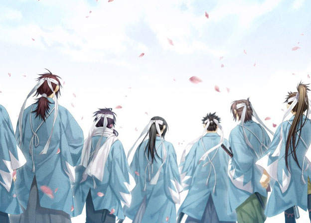 Hakuoki: Demon of the Fleeting Blossom Screenshot