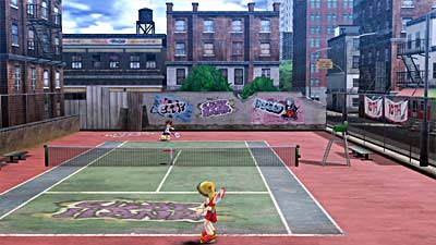 Hot Shots Tennis: Get a Grip! screenshot