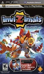 Invizimals box art
