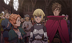 Jeanne D'Arc screenshot