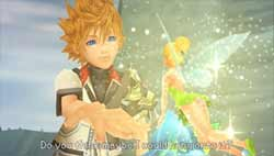 Kingdom Hearts: Birth by Sleep screenshot