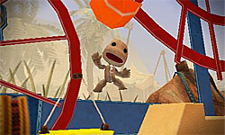 LittleBigPlanet PSP screenshot