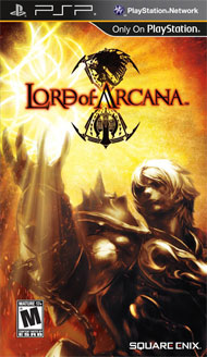 Lord of Arcana Box Art
