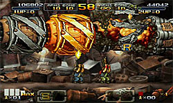 Metal Slug XX screenshot