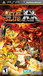 Metal Slug XX box art