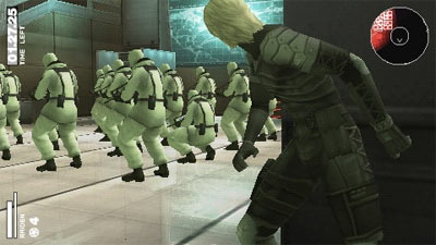Metal Gear Solid: Portable Ops Plus screenshot