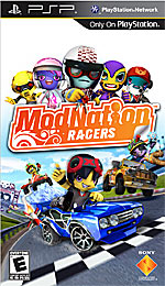 ModNation Racers box art