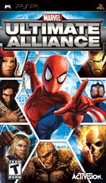 Marvel: Ultimate Alliance box art